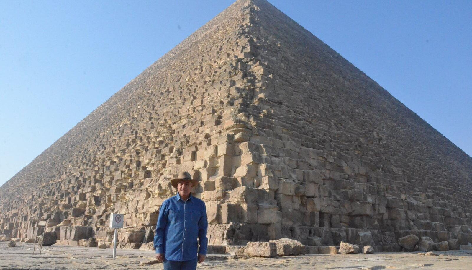 """""""Püramiidide saladused"""""""