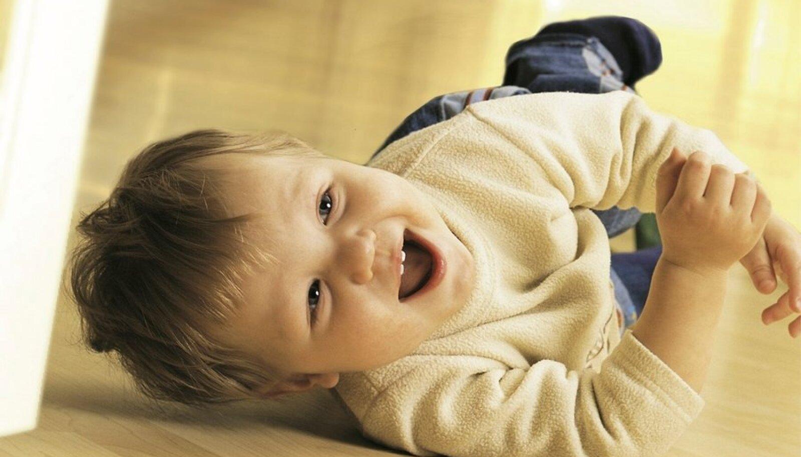 Põrandaküte sobib hästi lastega peredele