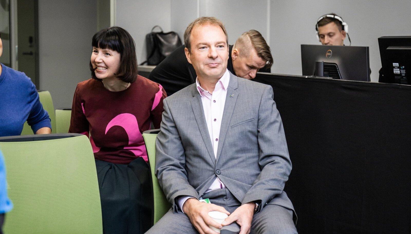 Enefit Greeni emafirma, Eesti Energia, juht Hando Sutter on märkinud 31500 euro eest 10000 Enefit Greeni aktsiat.