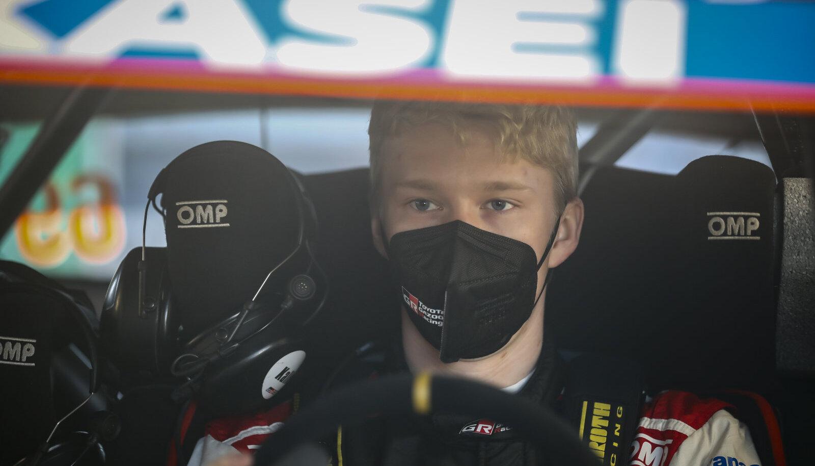 20-aastane Kalle Rovanperä ei kibele Toyotast lahkuma.