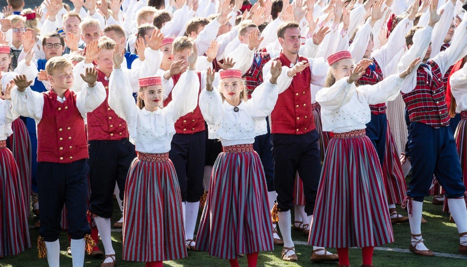 XIX Tallinna Võimlemispidu