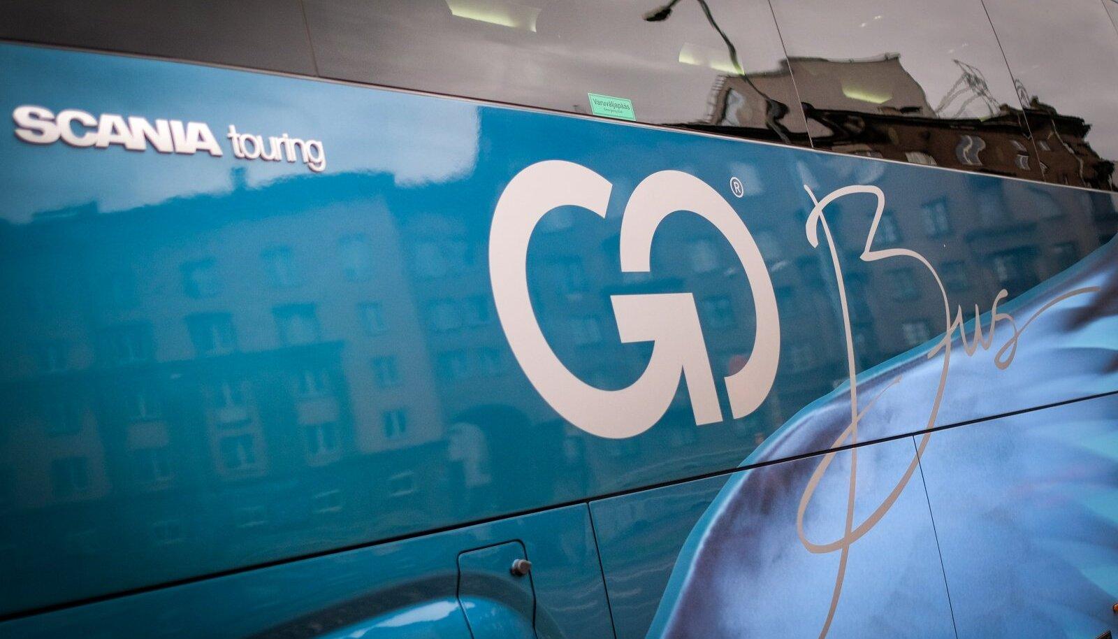 Go Bus kuulub ettevõttele AS Go Group