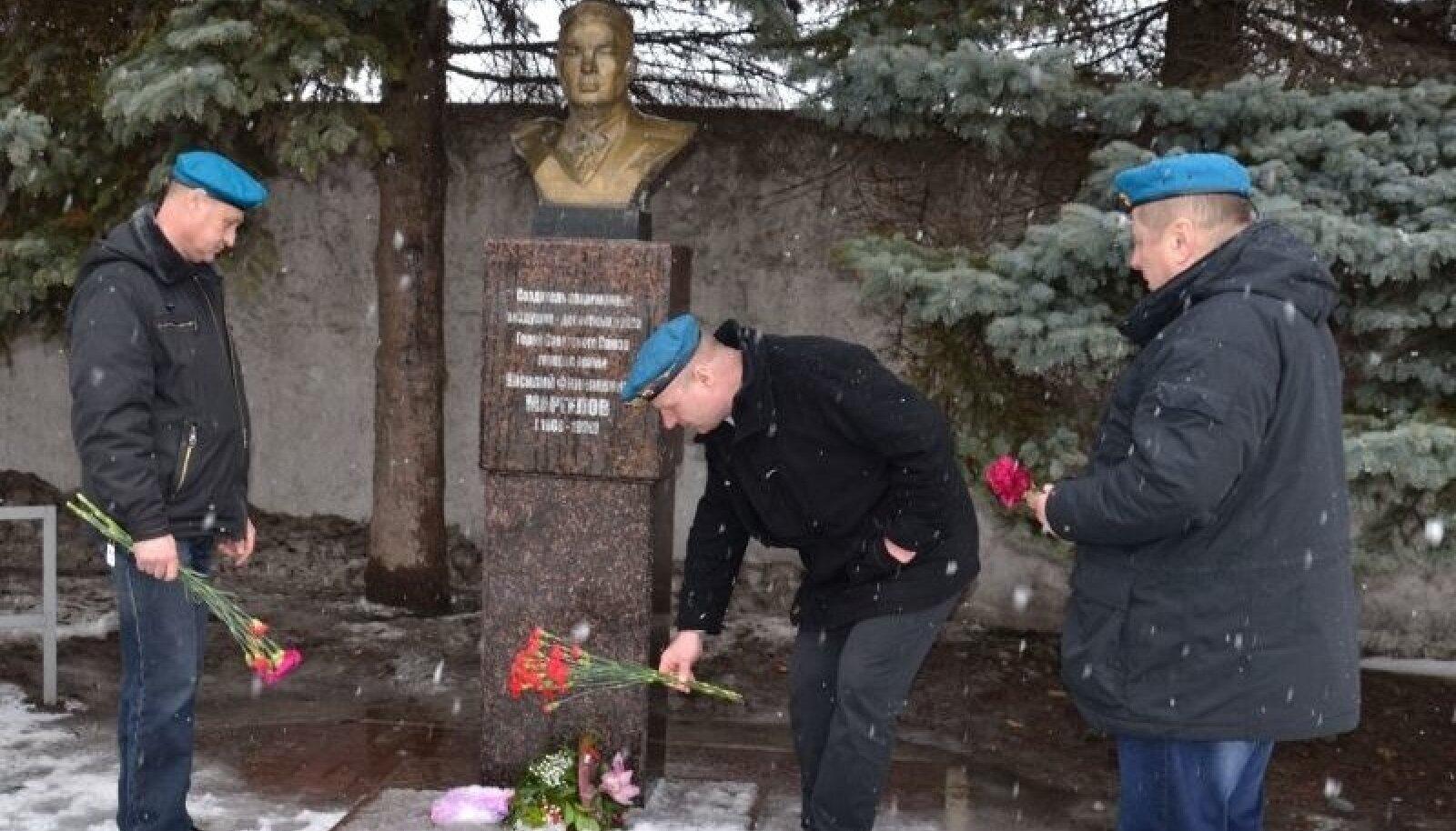 Eesti veteranid Pihkvas