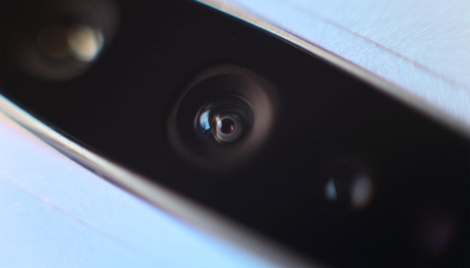 Nutitelefoni kaamera