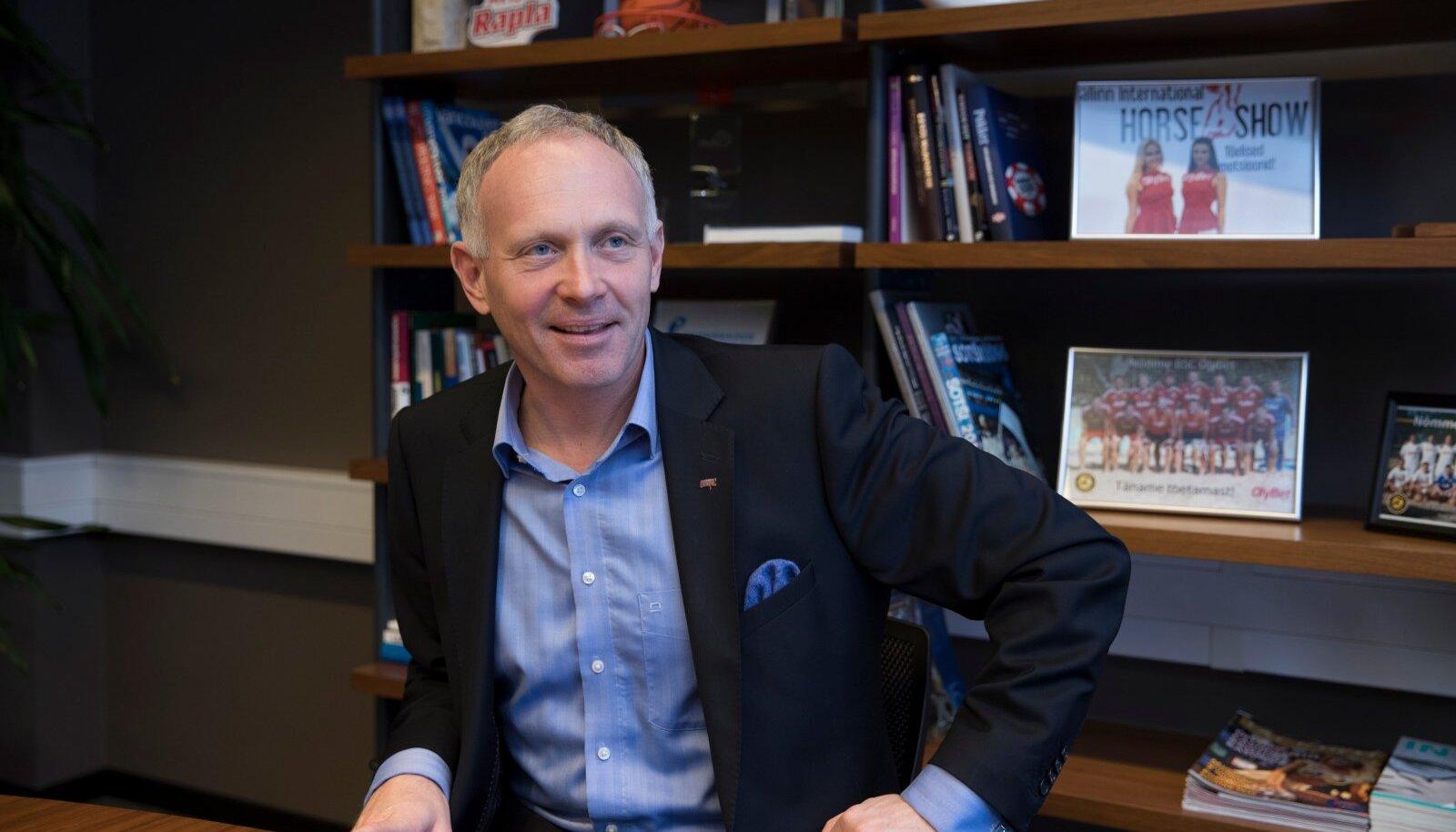Olympic EG suuromanik Armin Karu müüs kasiinoketi heal ajal