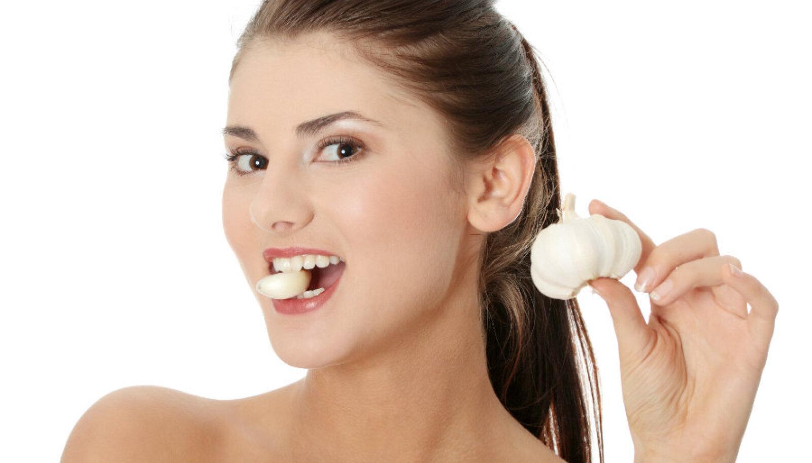 Küüslauk on võimas looduslik antibiootikum ja immuunsüsteemi tugevdaja