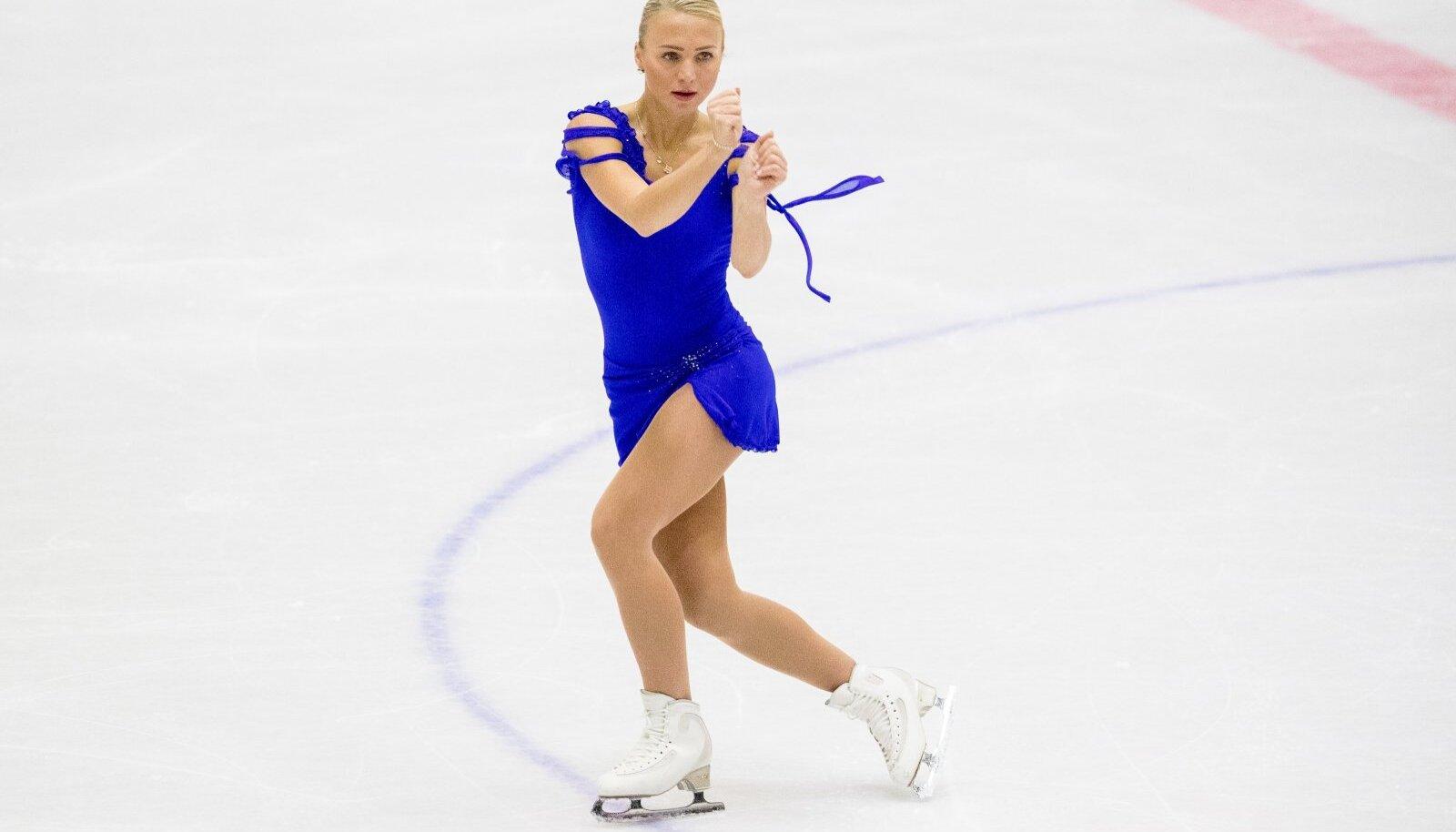 Iluuisutaja Johanna Alliku hiljutine pihtimus tekitas sportlaste söömishäirete üle laiema arutelu.