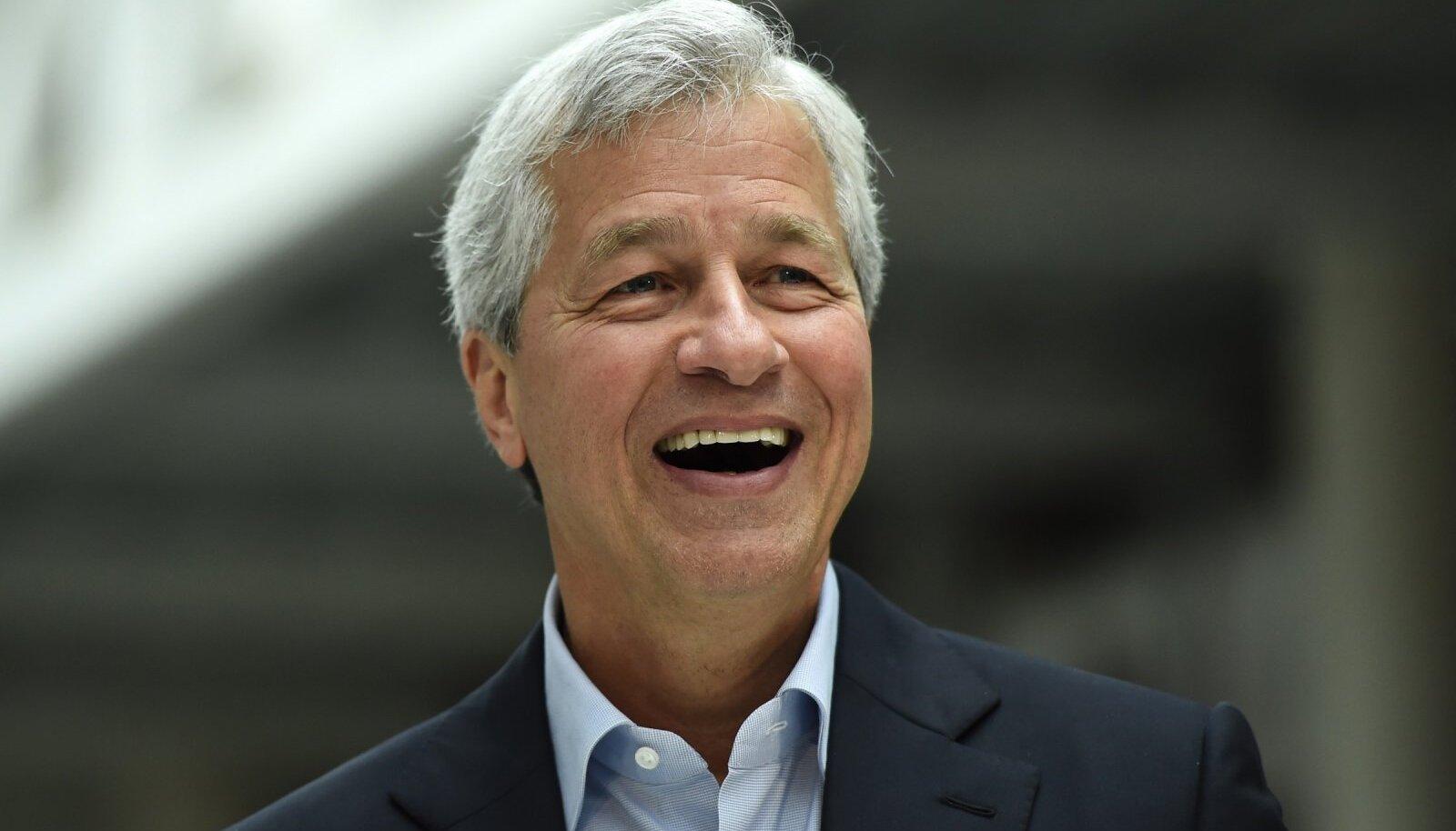 JPMorgani juht Jamie Dimon