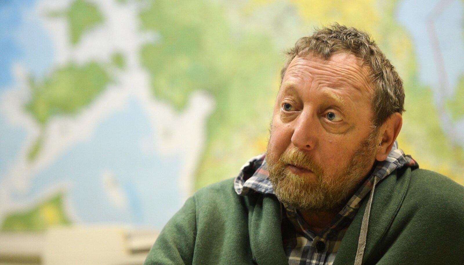 Valdur Lahtvee ütleb, et süsinikuheite vähenemist pole loota, kunime jätkame aastas 20 miljonitonnipõlevkivi kaevandamist.