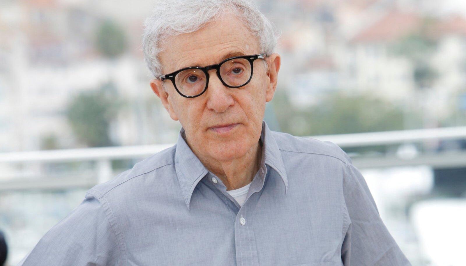 VANAMEISTER Woody Allen.
