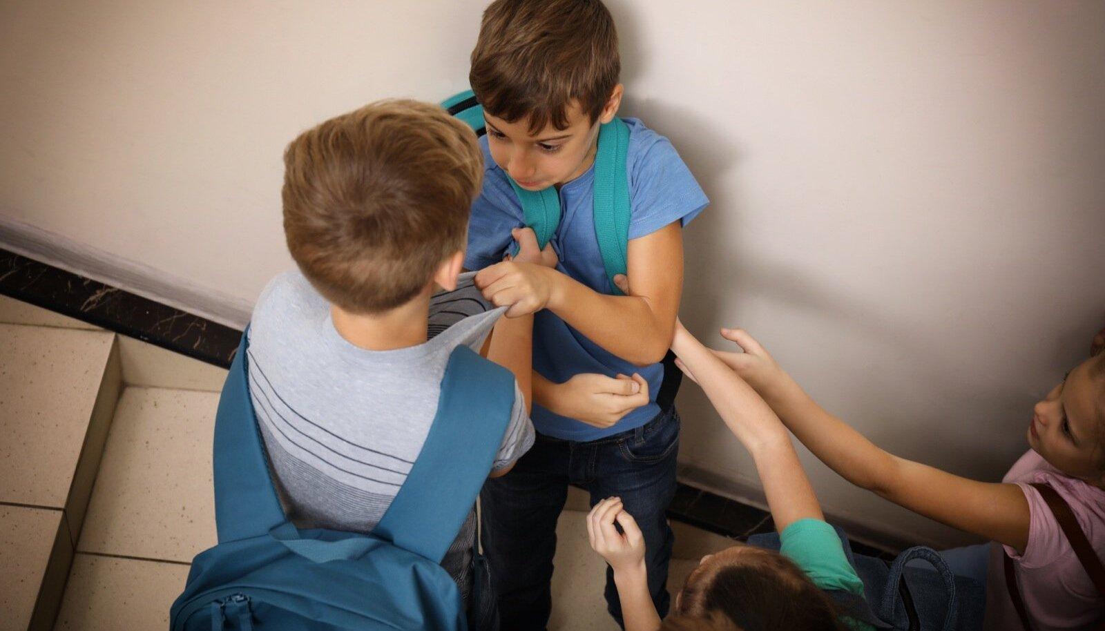 Koolikiusamine on koolivägivalla alaliik. See on korduv pahatahtlik käitumine, mis võib olla nii füüsiline kui ka psühholoogiline.