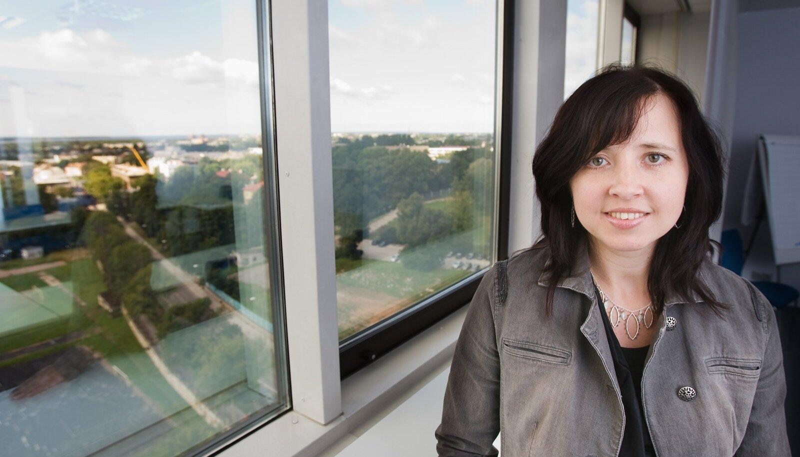 Kertu Fedotov, Rahandusministeeriumi kindlustuspoliitika osakonna nõunik
