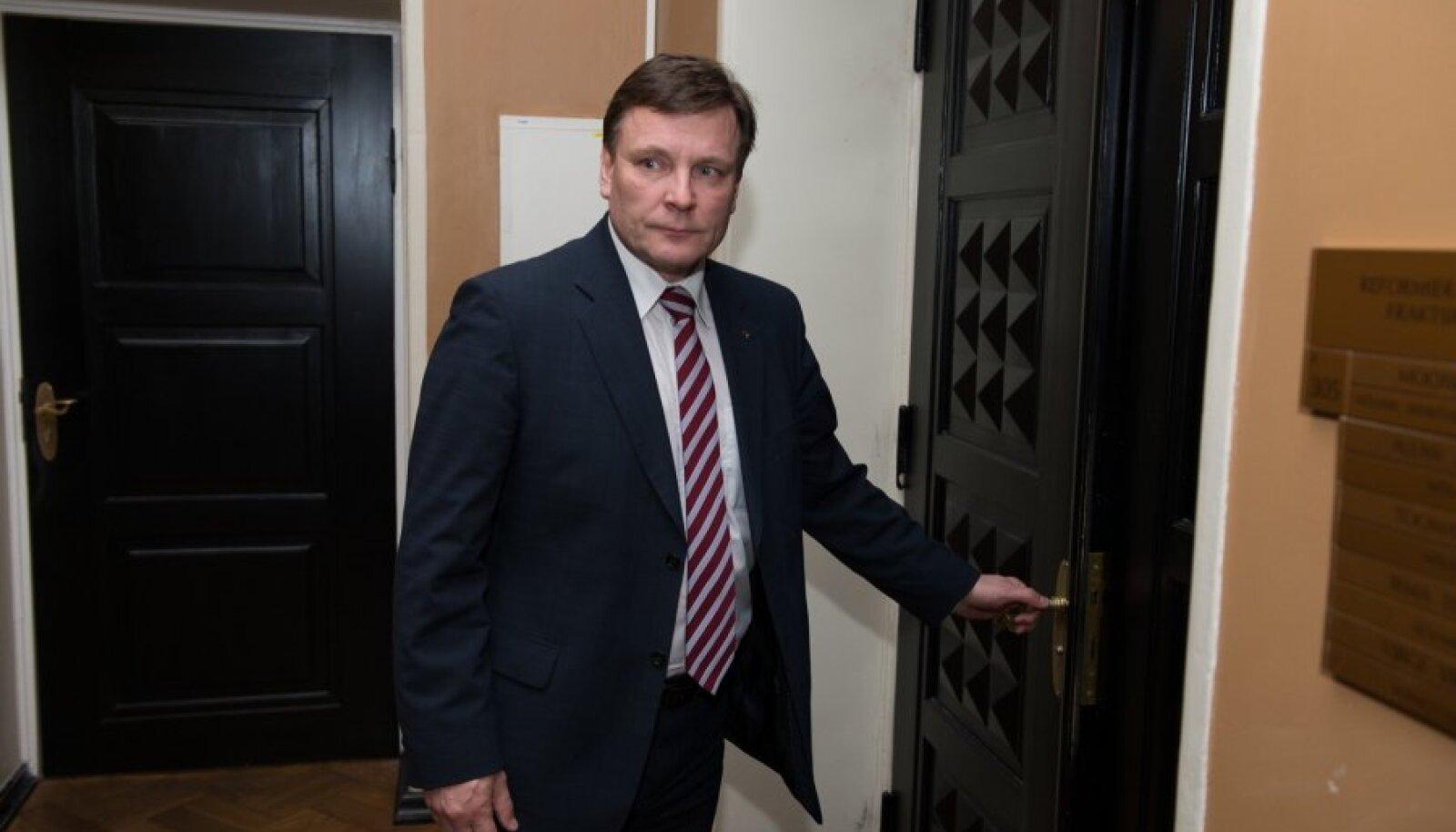 Reformierakonna juhatuse liige Jaanus Tamkivi