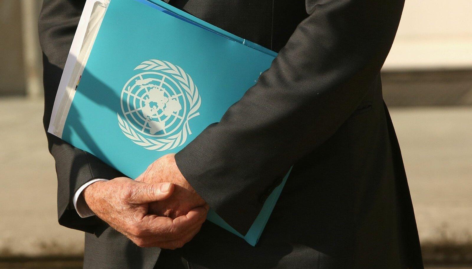 Ühinenud Rahvaste Organisatsioon