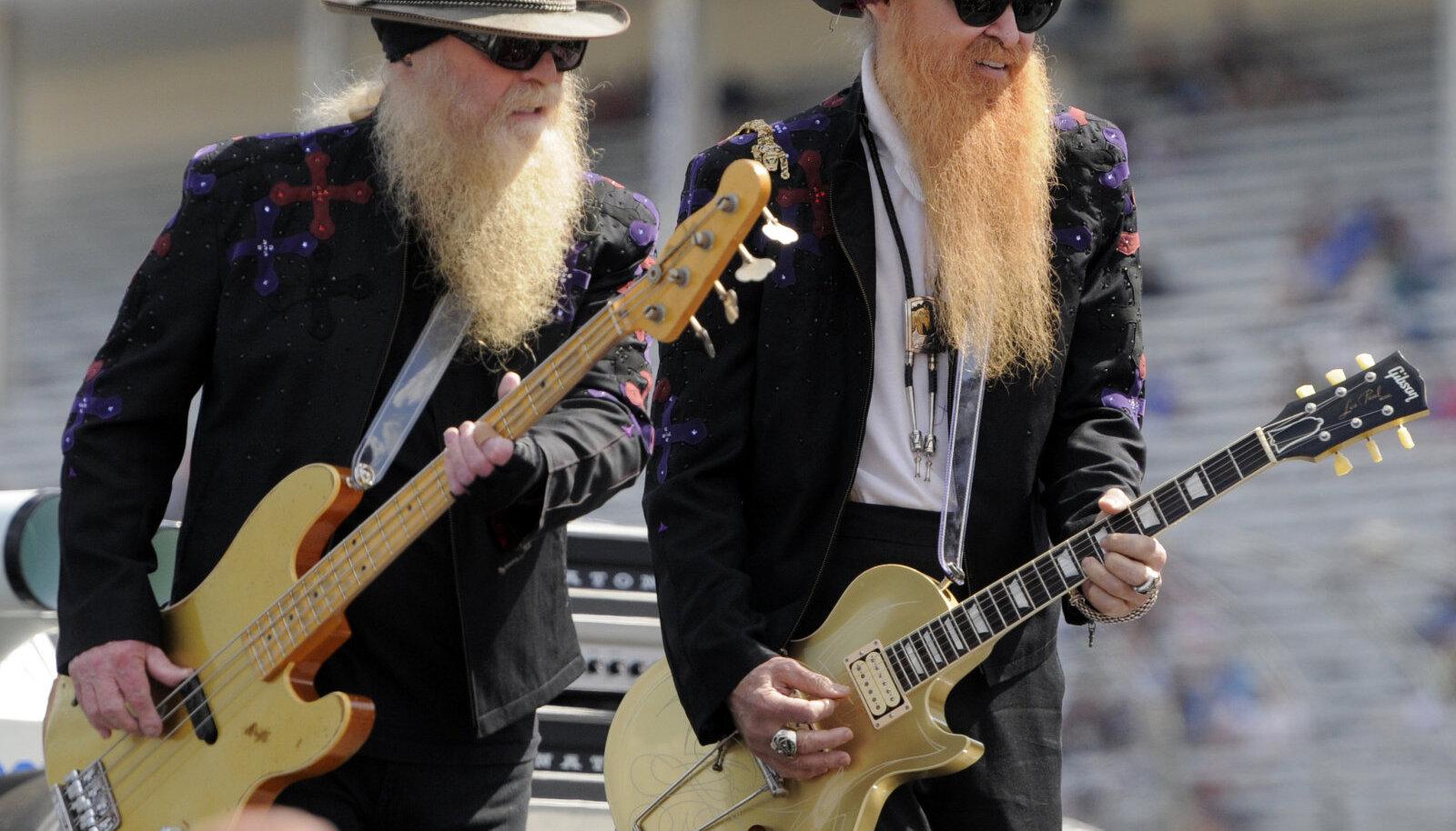 Peast soojad? Kanada teadlane väidab, et habe võib põhjustada aju ülekuumenemise. Kui see tõesti nii on, kuuluvad Dusty Hill ja Billy Gibbons ZZ Topist ilmselt riskigruppi.