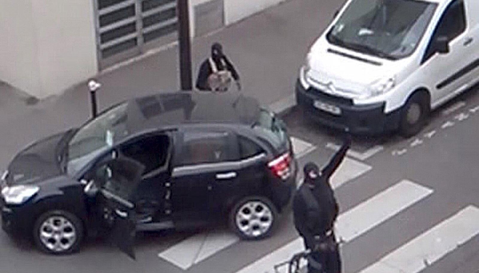 Charlie Hebdo rünnak