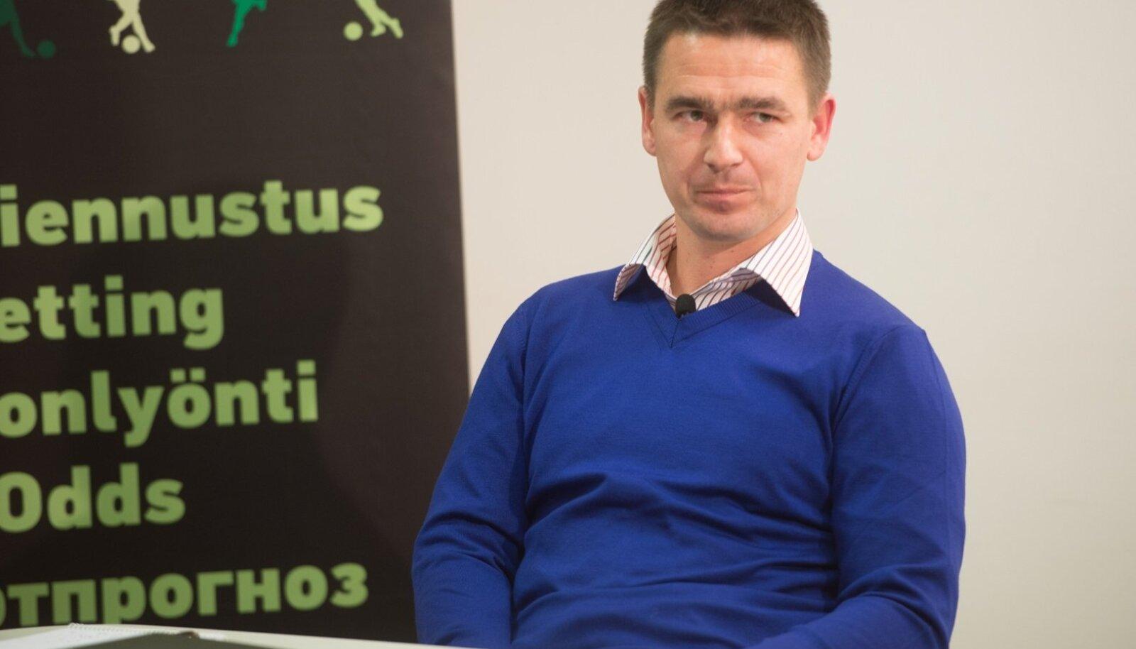 Andrei Stepanov.