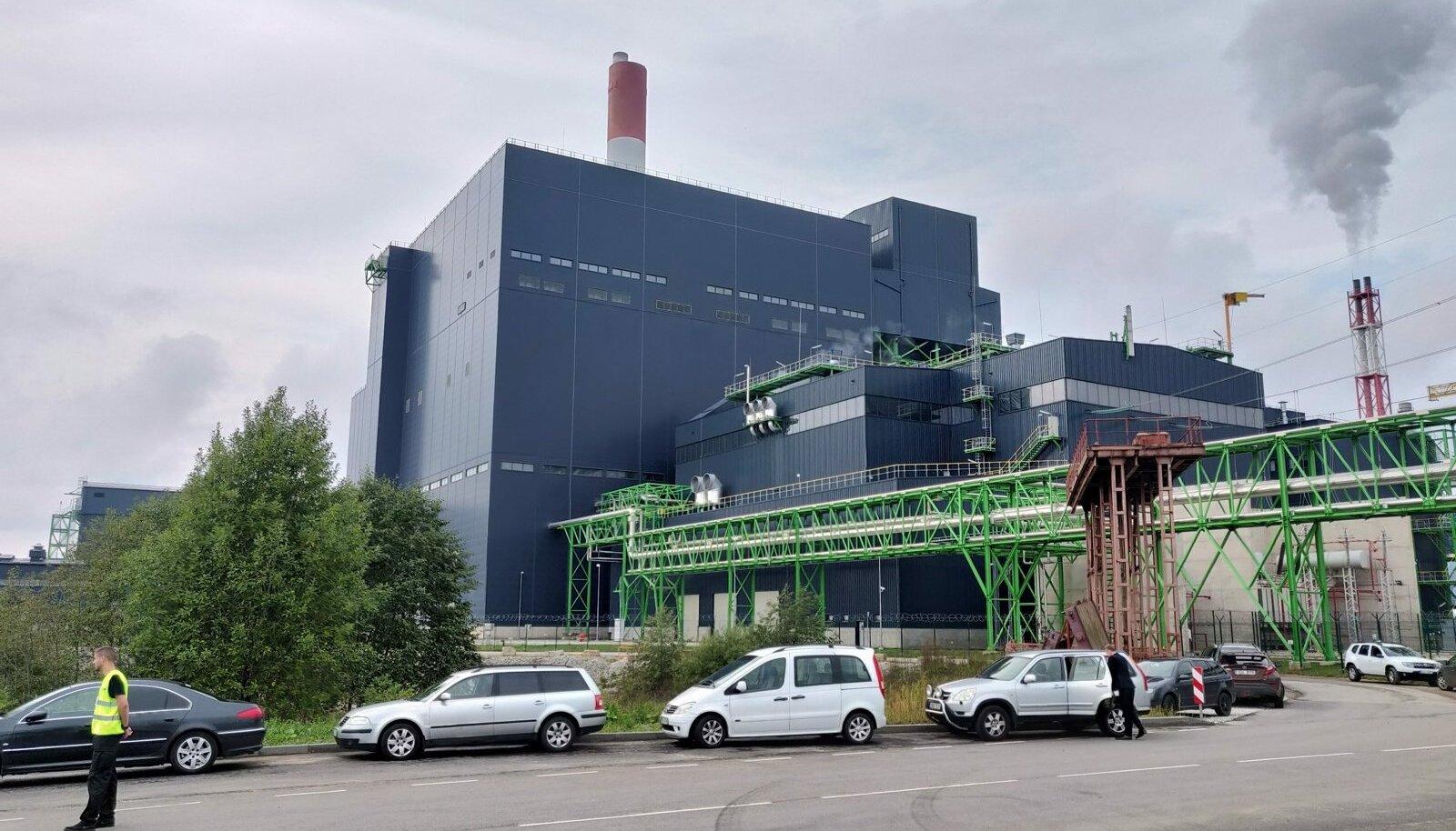 Auvere elektrijaam