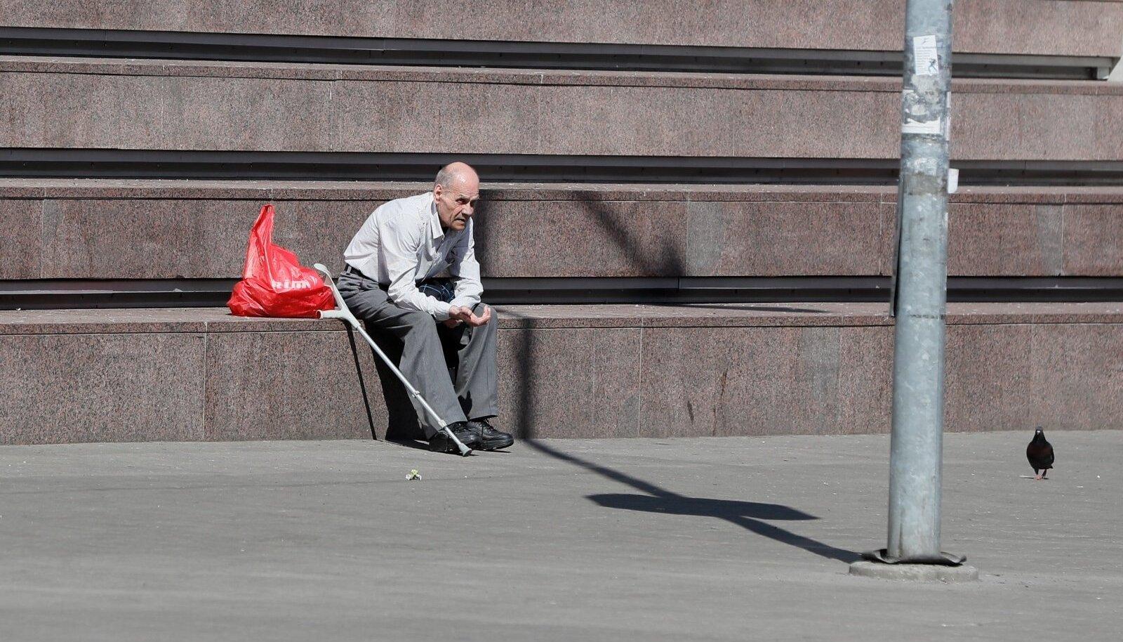 Üksik pensionär