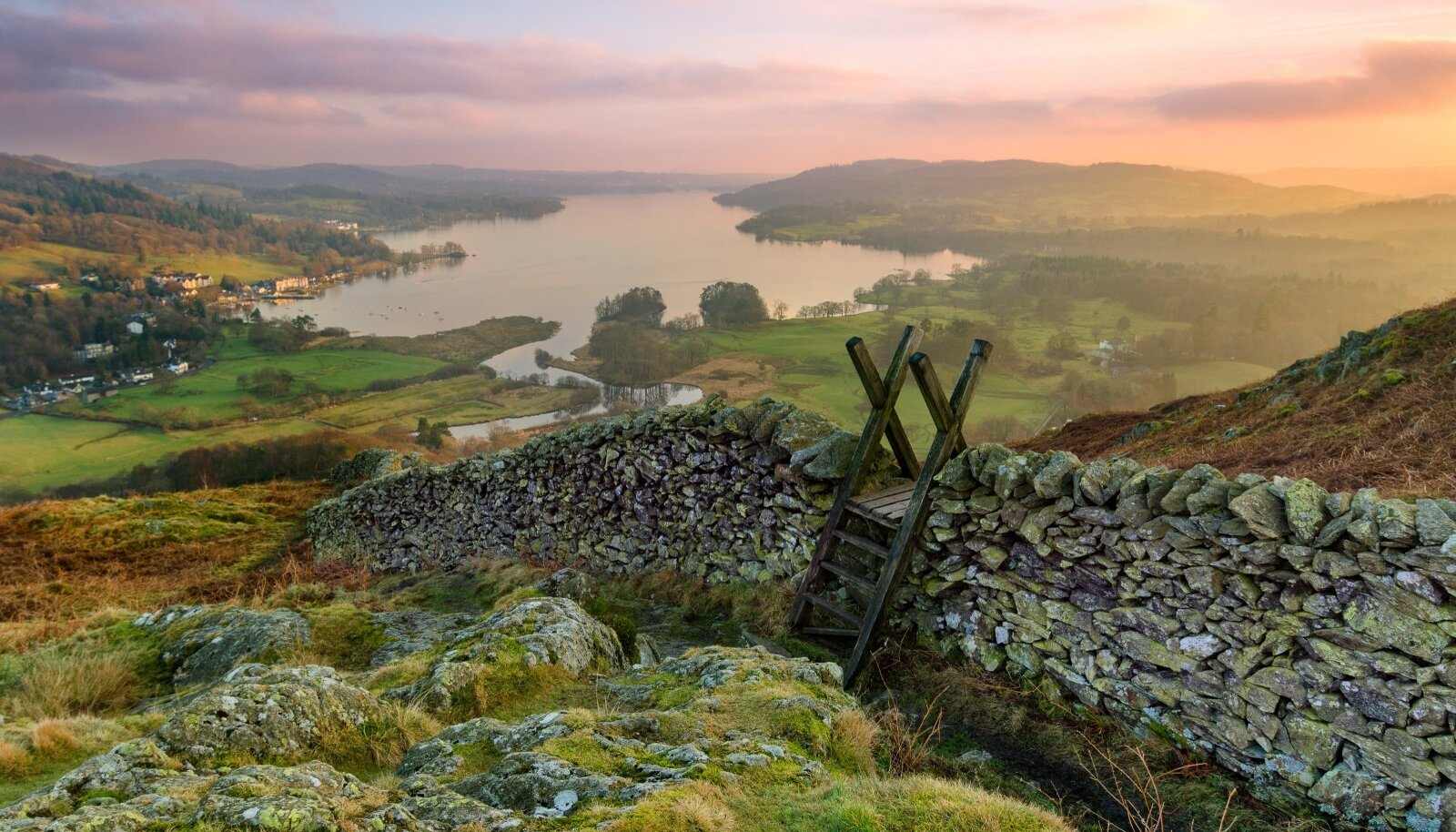 INSTAGRAMIS ESIMENE: Suurbritannia loodeosa Lake District.