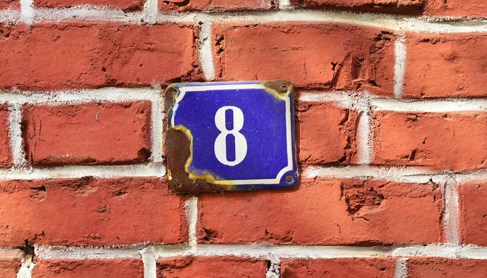 Kaheksa on viljakuse märk, mida kasutatakse maagias