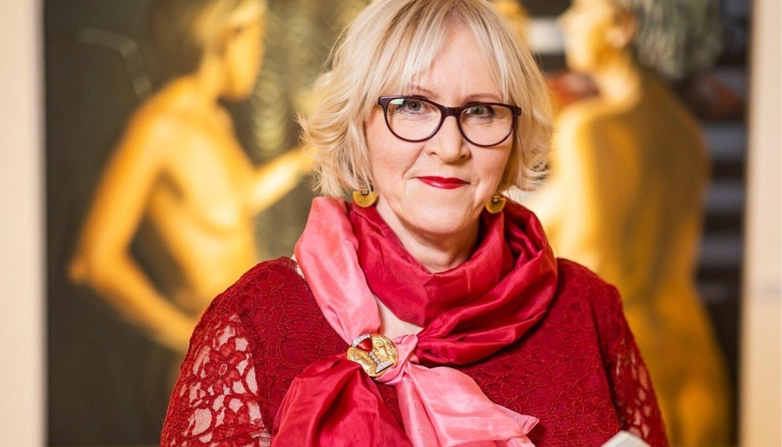 """Seksuaalnõustaja Rita Holm: """"80 protsenti minu klientidest on hädas sellega, et nad ei saa orgasmi."""""""