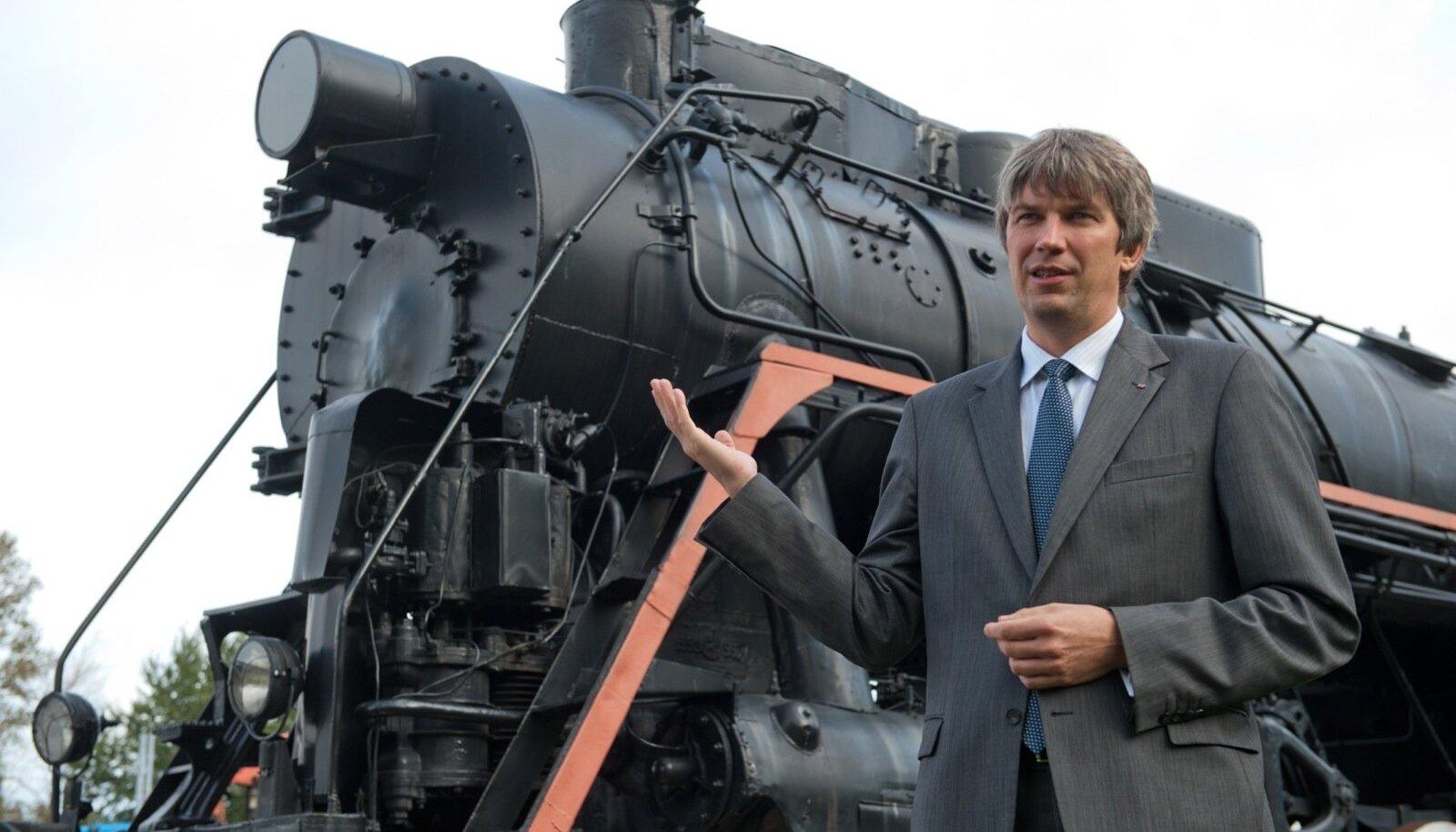 Eesti Raudtee juhatuse esimees