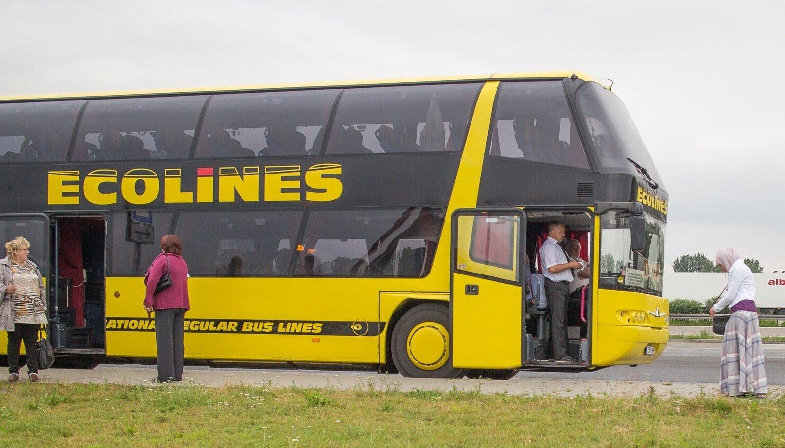 Ecolines'i buss