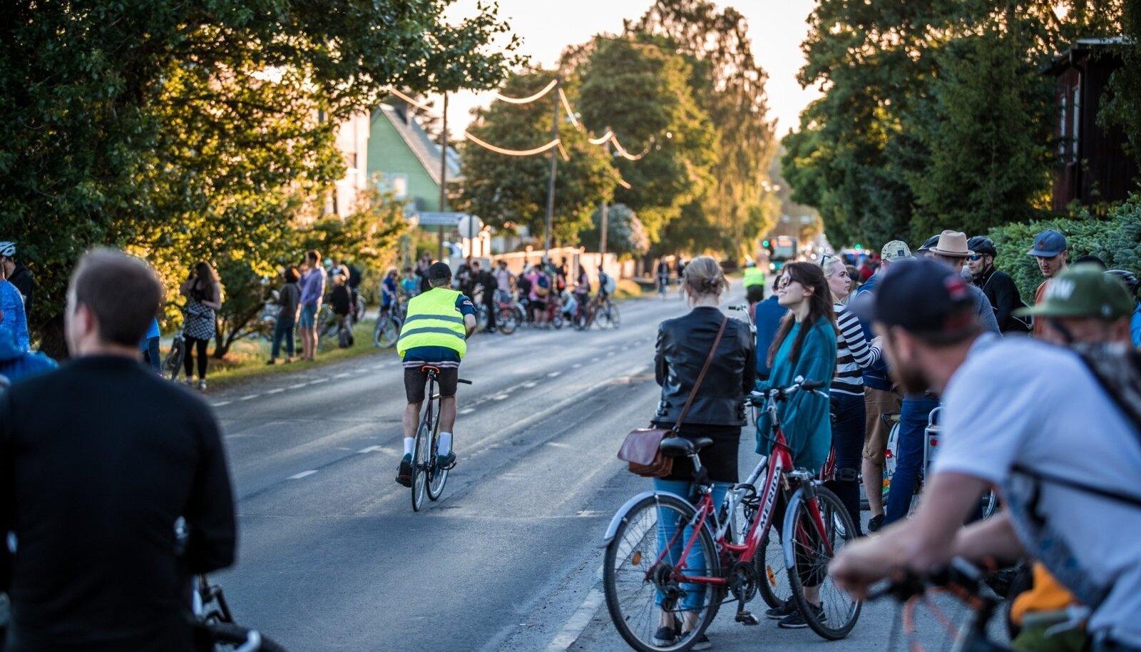 Tour d'ÖÖ Tallinn: 50. juubelisõit