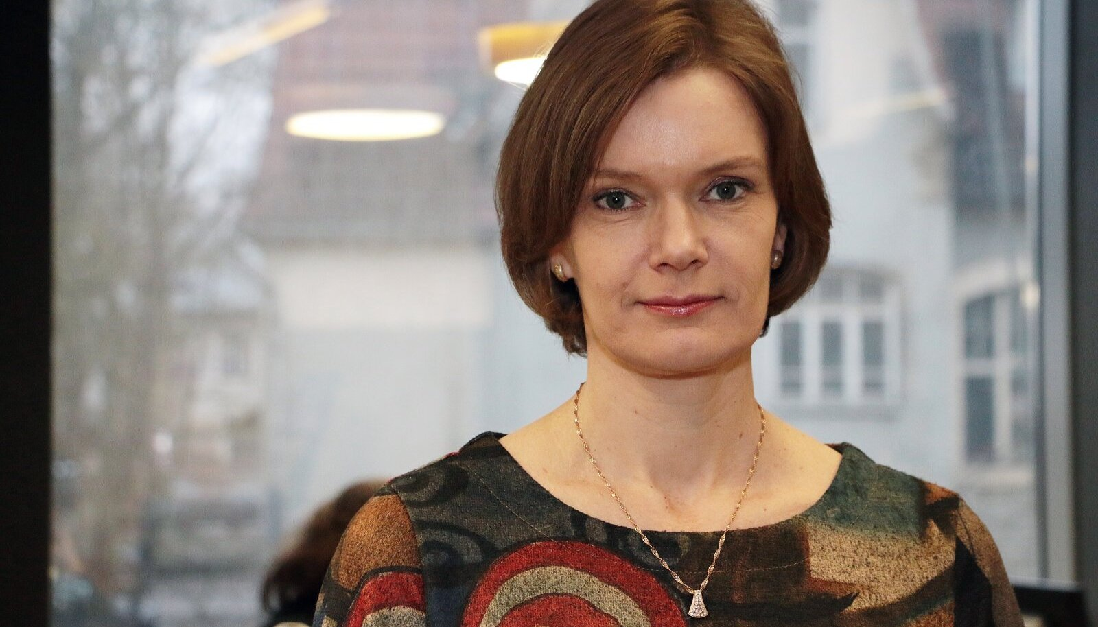 UUS PEATOIMETAJA: Merike Sisask.