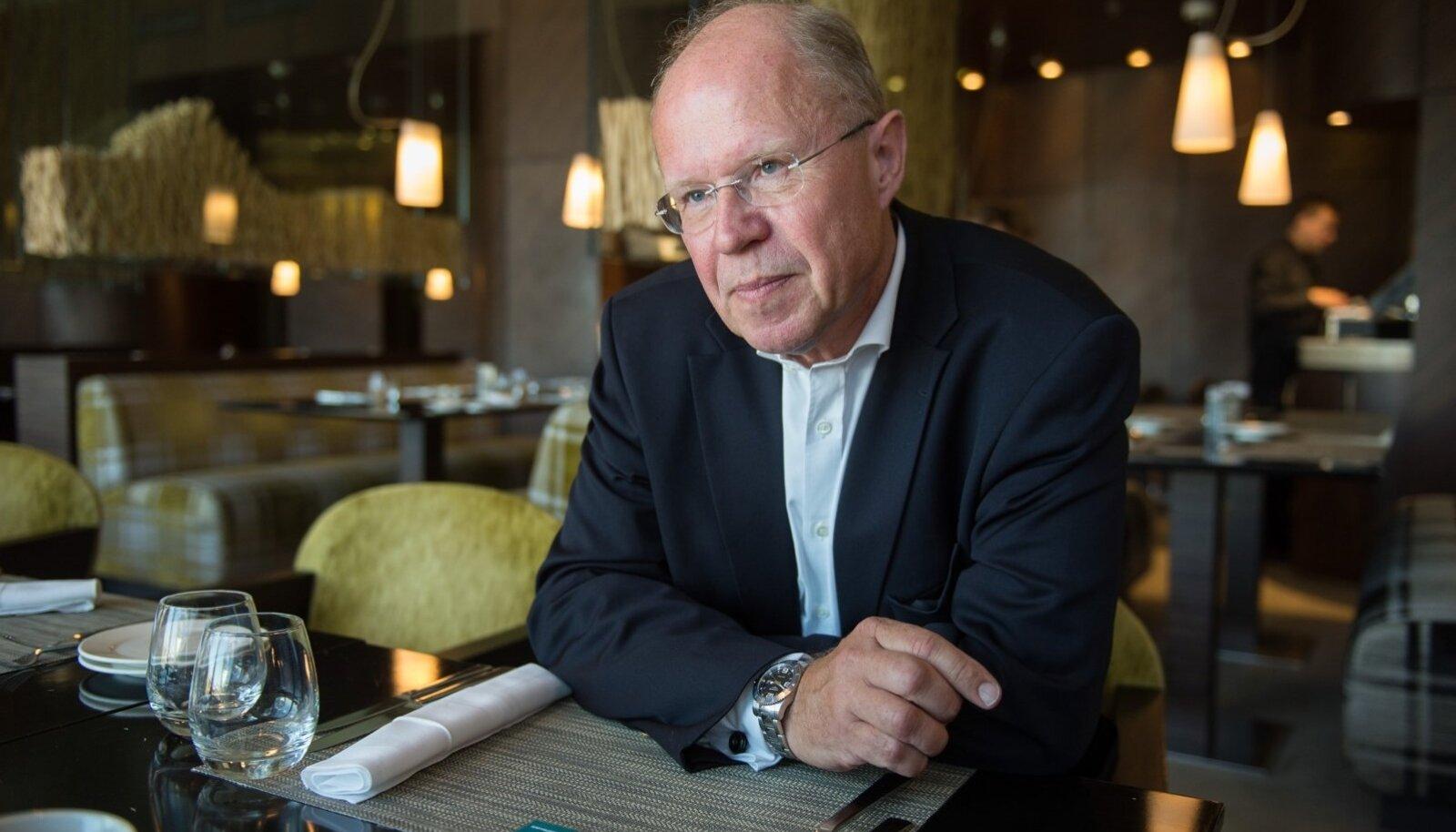 Fortaco Group OY tegevjuht ja president Lars Hellberg