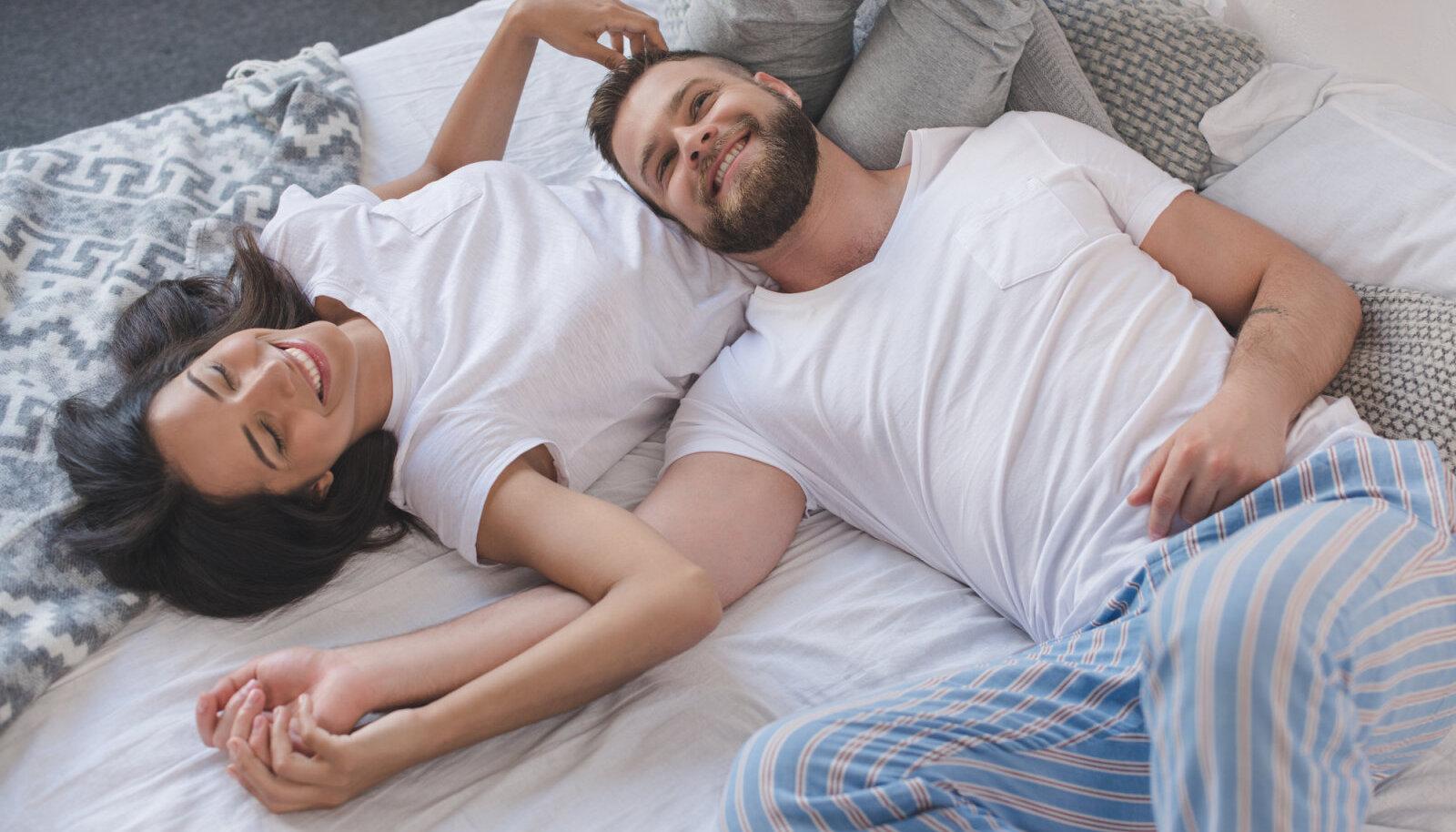 Naine on sinu jaoks õige, kui ta paneb sind tundma end paremana, elavamana, seikluslikumana, rõõmsamana ja armastatumana