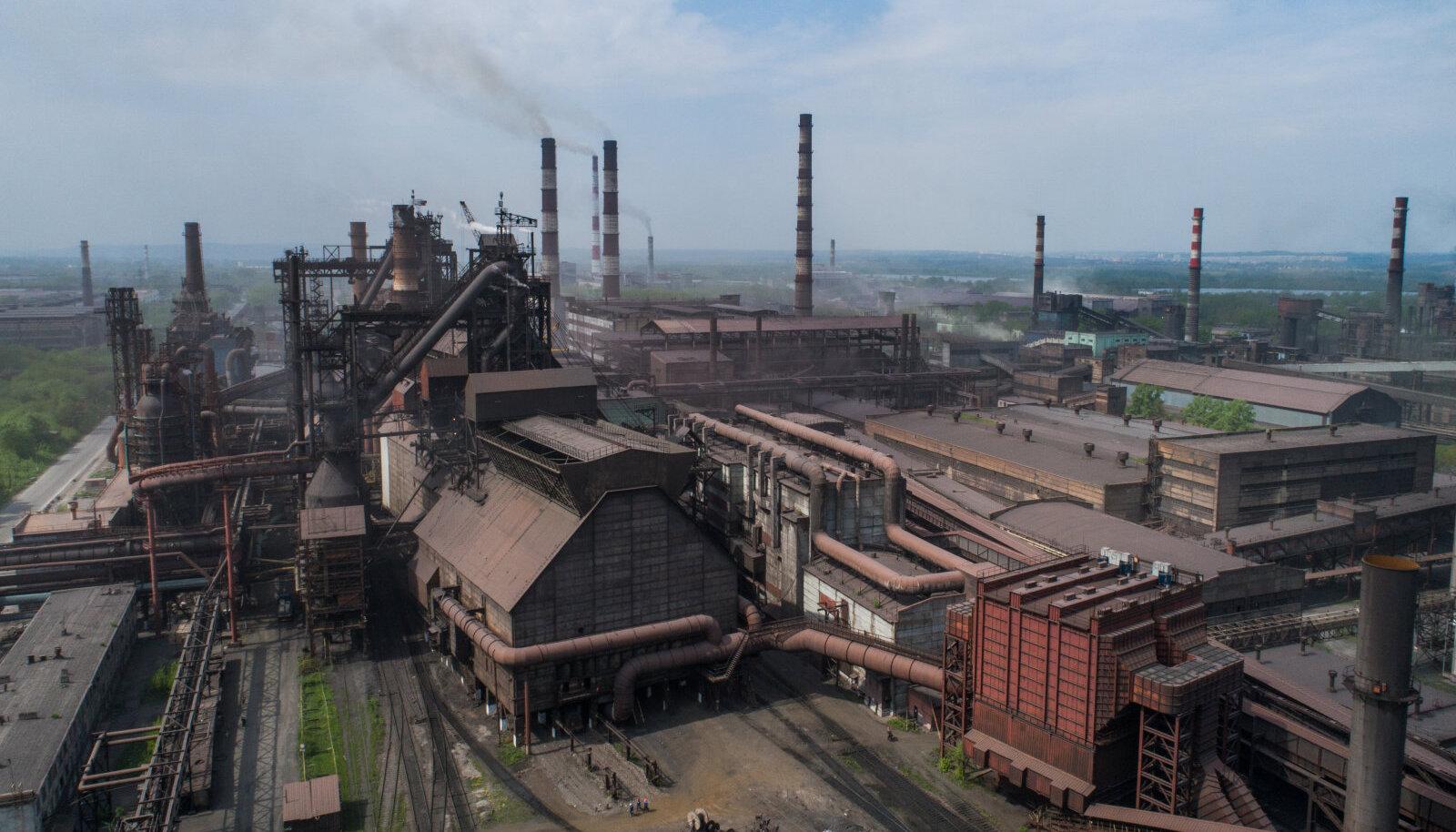 Evrazi Novokuznetski metallurgiakombinaat