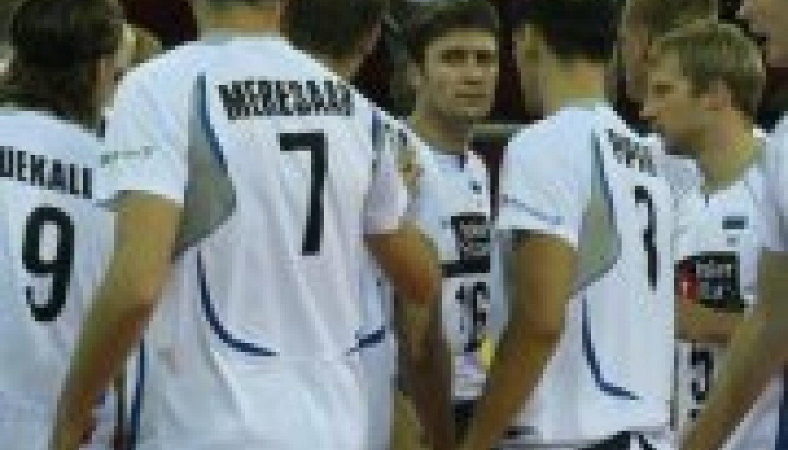 Eesti võrkpall