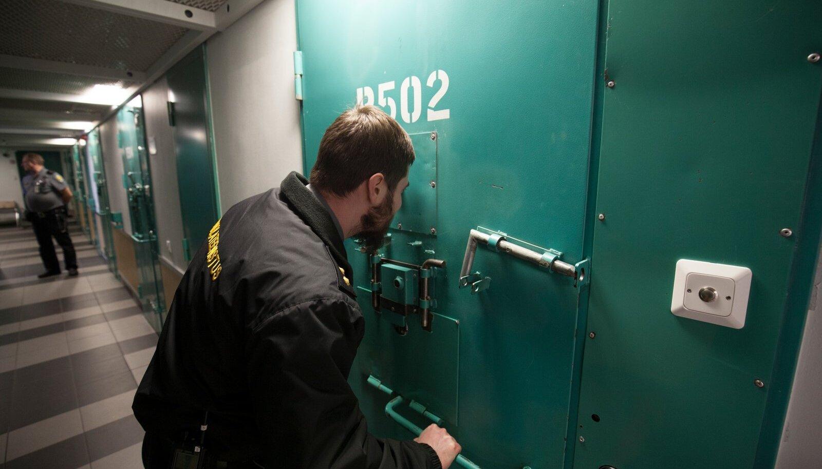 Viru vanglas on nakatunud iga neljas vang.
