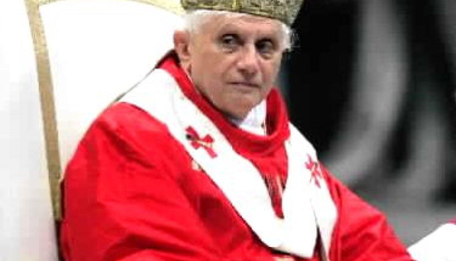 Paavst Benedictus XVI