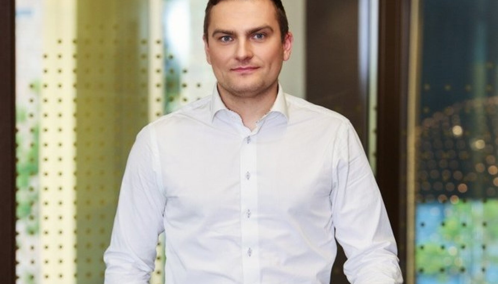 Mainor Ülemiste juhatuse esimees Margus Nõlvak.