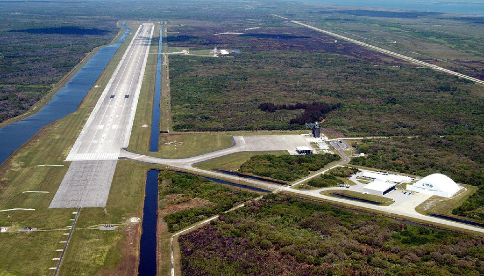 Süstikute maandumisrada Floridas