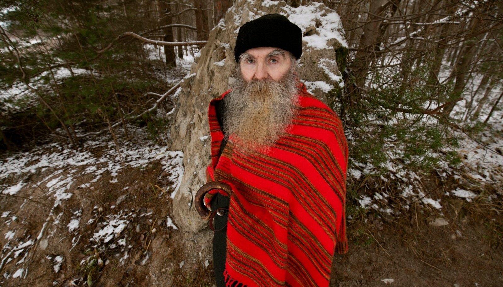 Chev. Igor Mang, astroloog