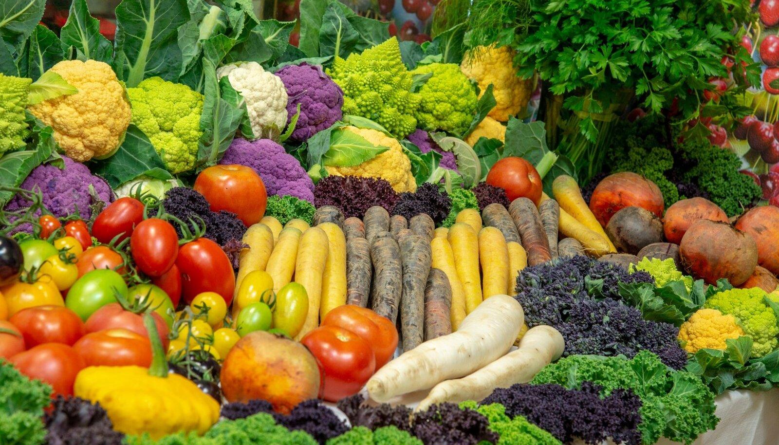 Maheköögivilja ei kasvatata Eestis veel nii palju, kui oleks nõudlust.