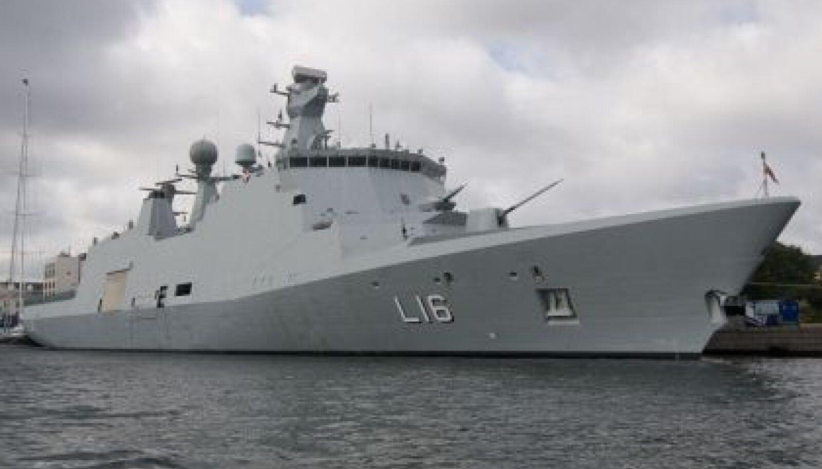 Taani sõjalaev Absalon