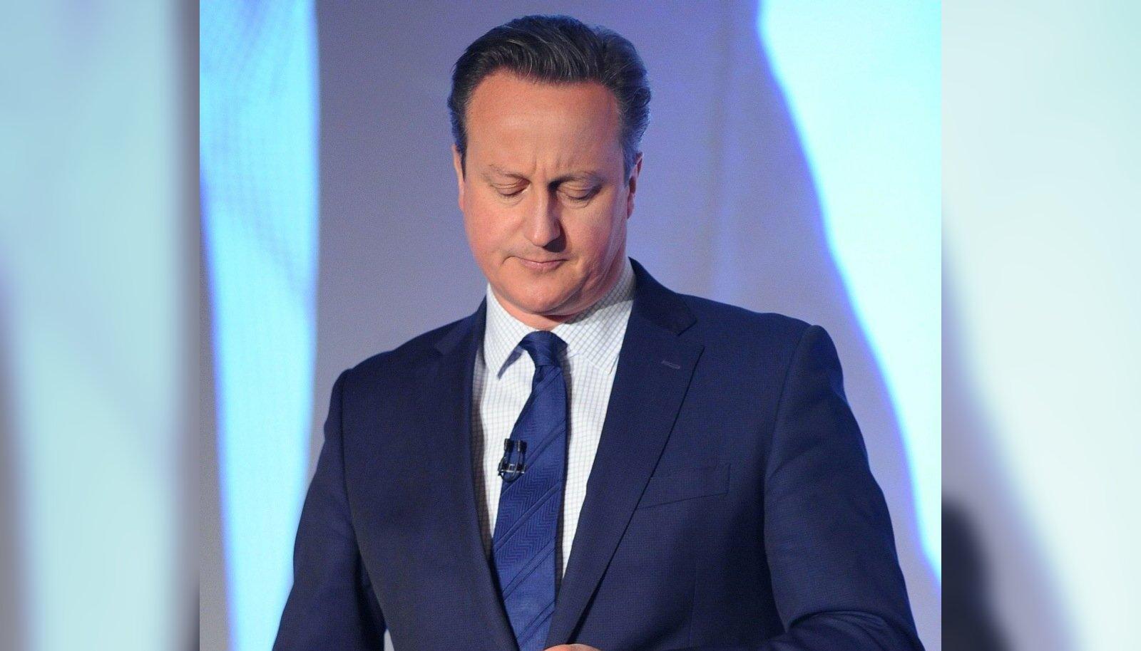 e91eab018a3 Cameron tunnistas viga ja lubas edaspidi paremini käituda, kuid  ebameeldivaid küsimusi tekib üha juurde. Foto: AFP/SCANPIX