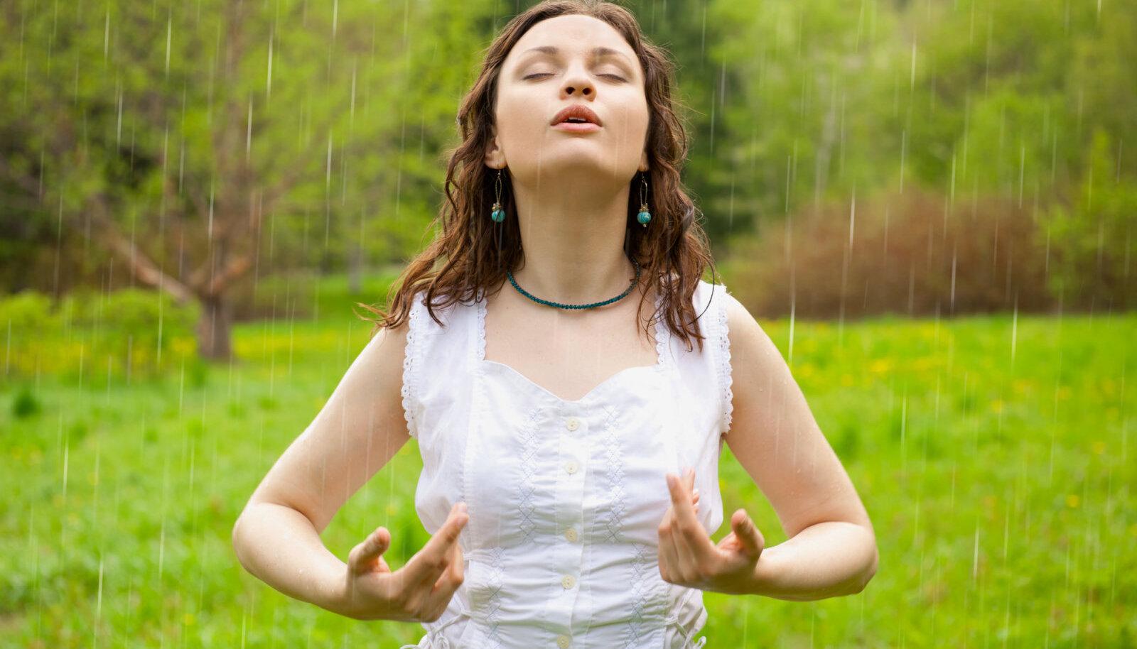 Kui teadvustame hingamist, tasakaalustub elu