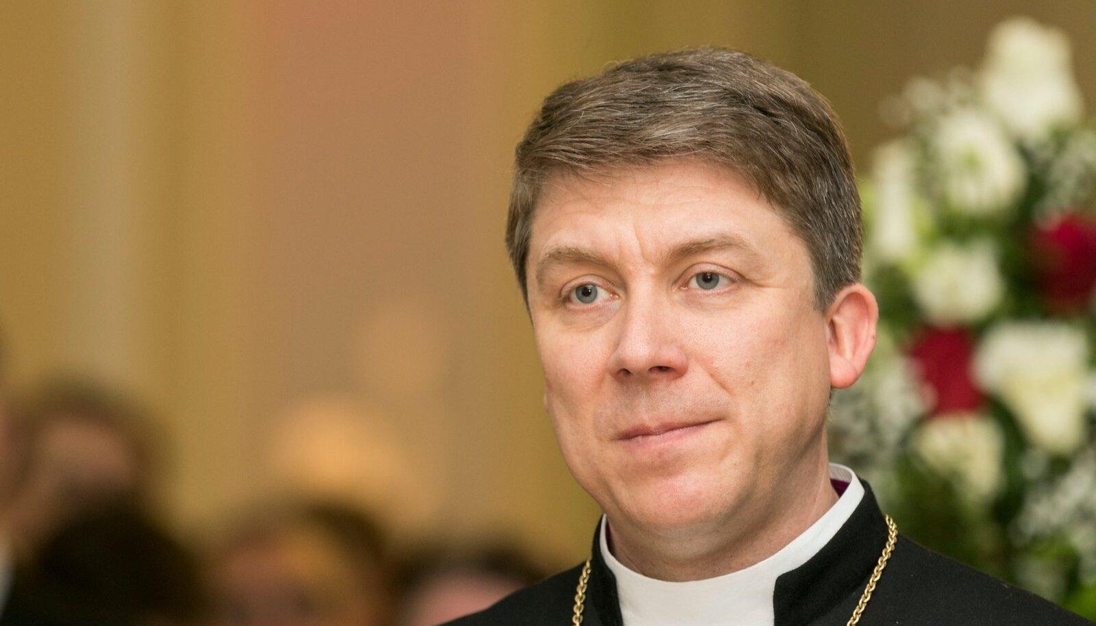 EELK peapiiskop Urmas Viilma