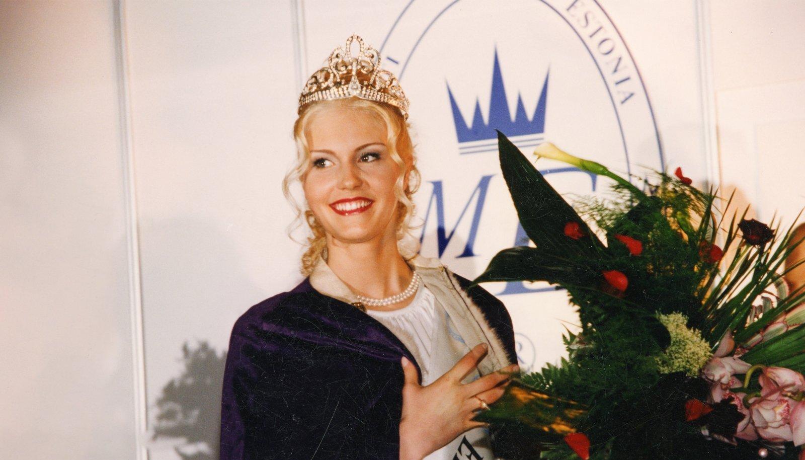 AASTA KAUNITAR: 1998. aastal krooniti Lelles üles kasvanud Kadri Väljaots Miss Estoniaks. Mõned aastad figureeris ta veel avalikkuses, kuid on viimasel ajal perega Liibanonis ja hoidnud vägamadalat profiili.