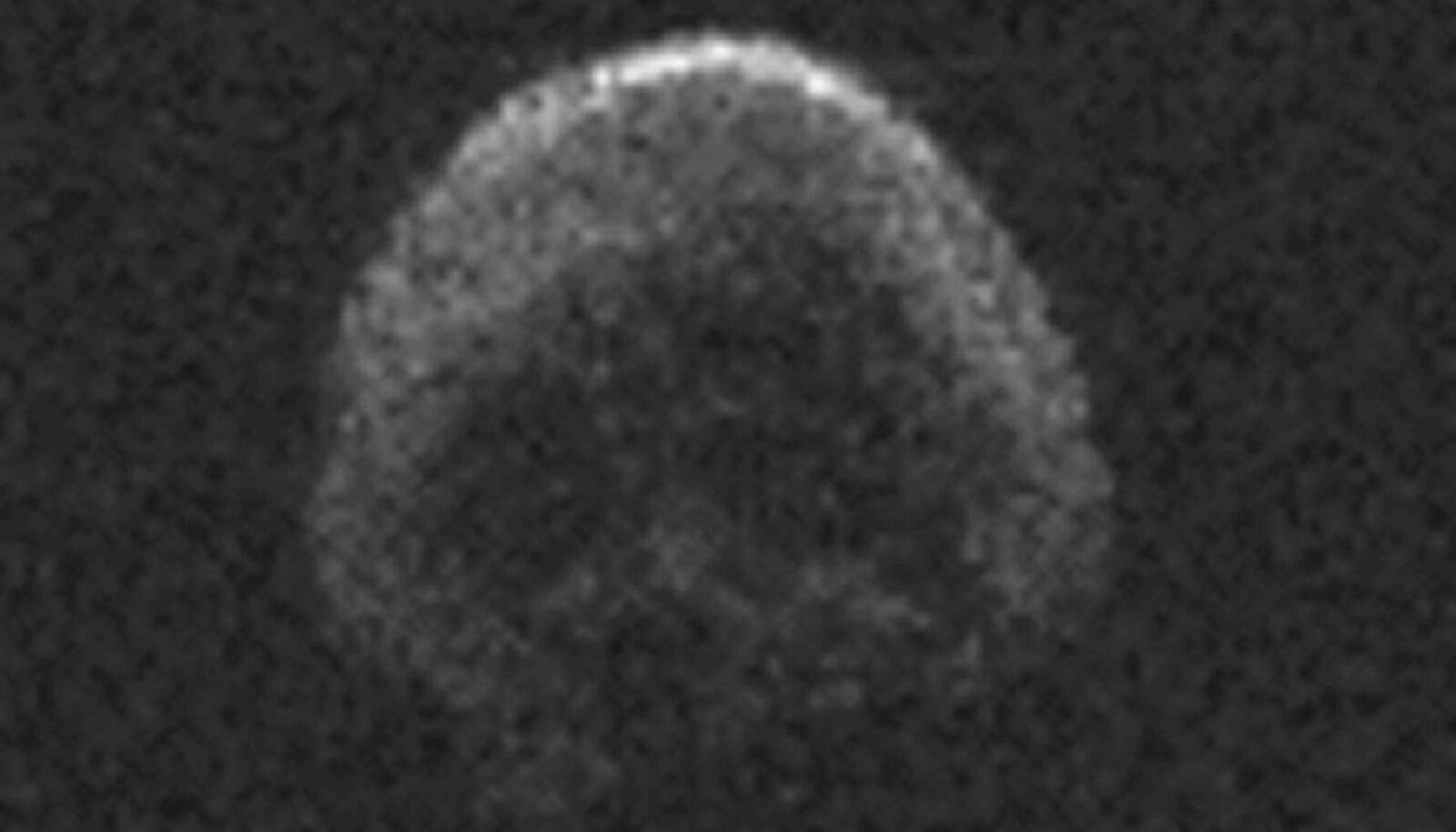 Foto kõnealusest asteroidist