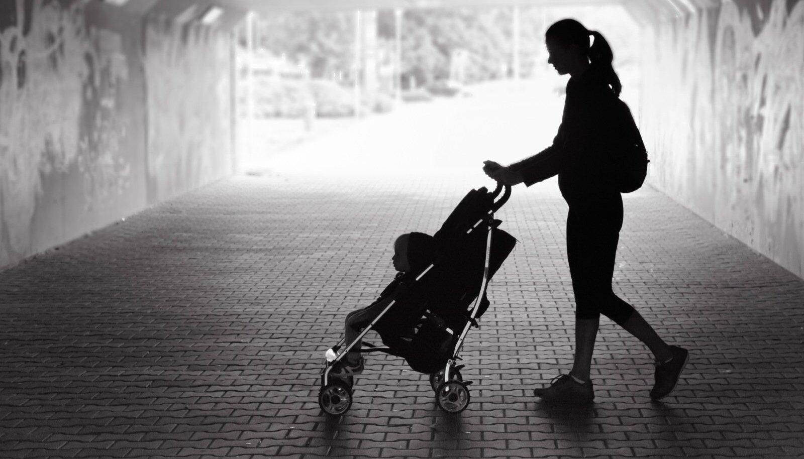 Erivajadusega tütre ema veetis viis kafkalikku aastat lapsele abi otsides