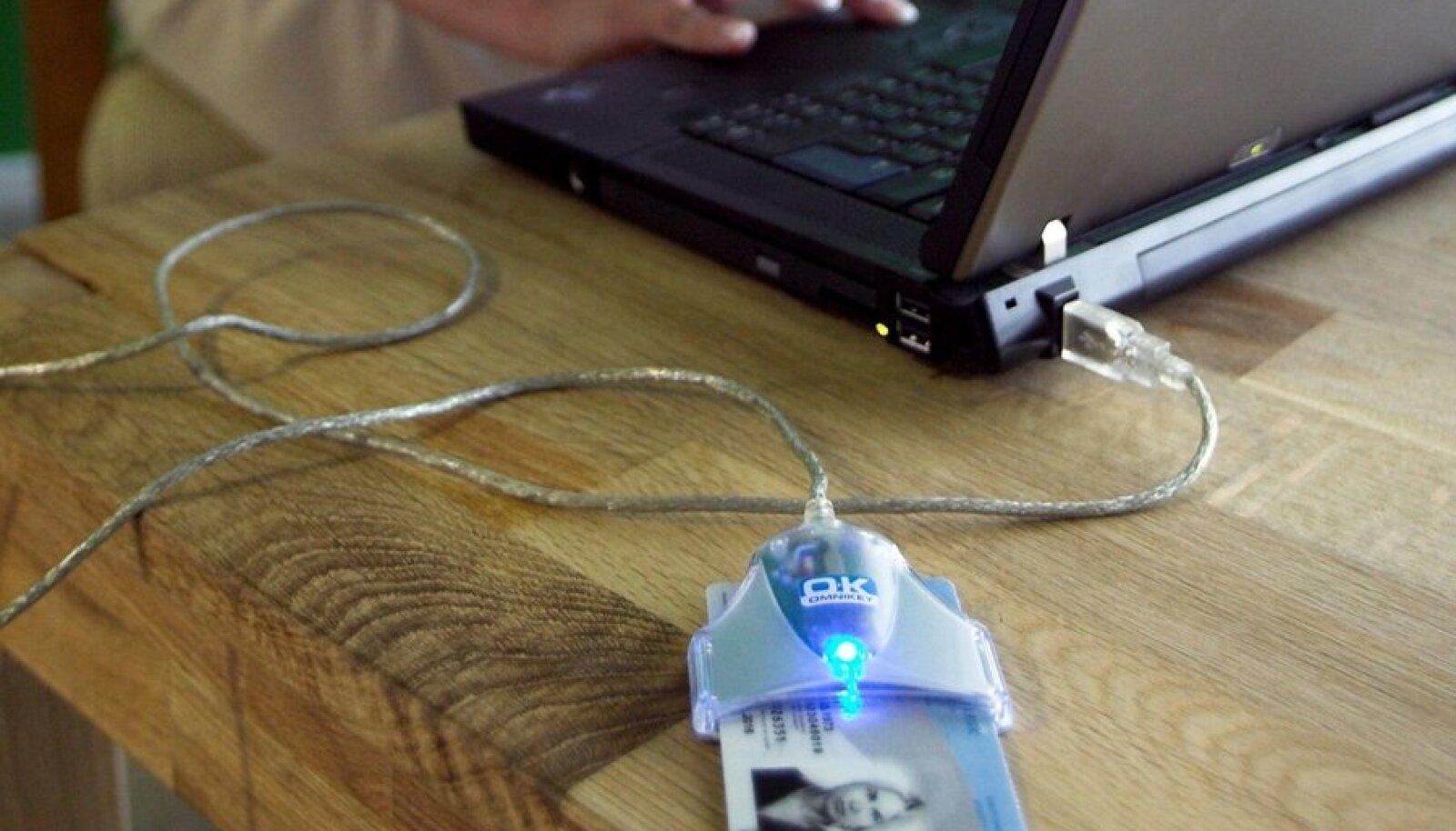 ID-kaart ei toimi hetkel uue Mac-i opsüsteemiga Yosemite