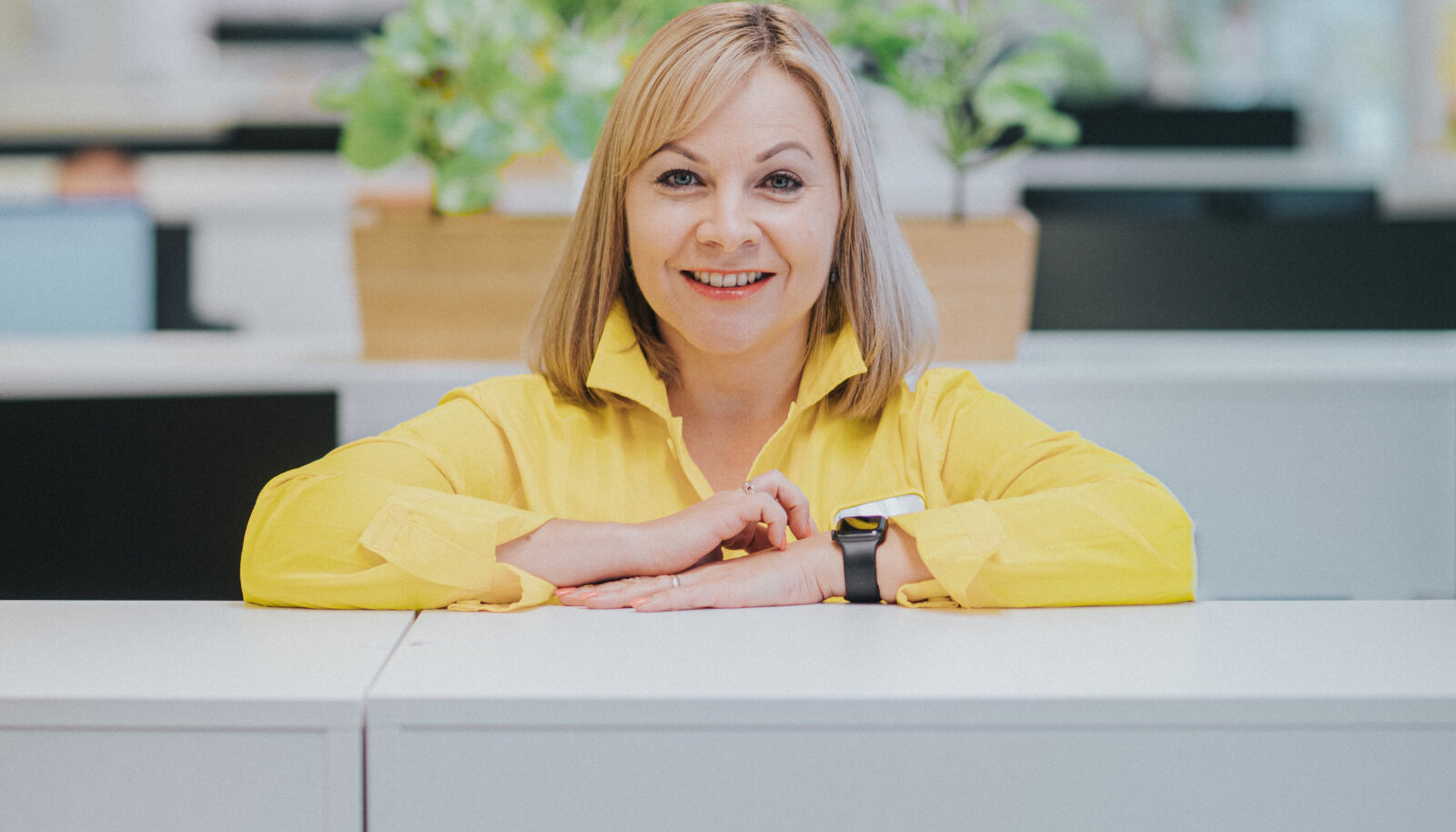 IKEA Eesti inimeste ja kultuuri juhi Inga Keres