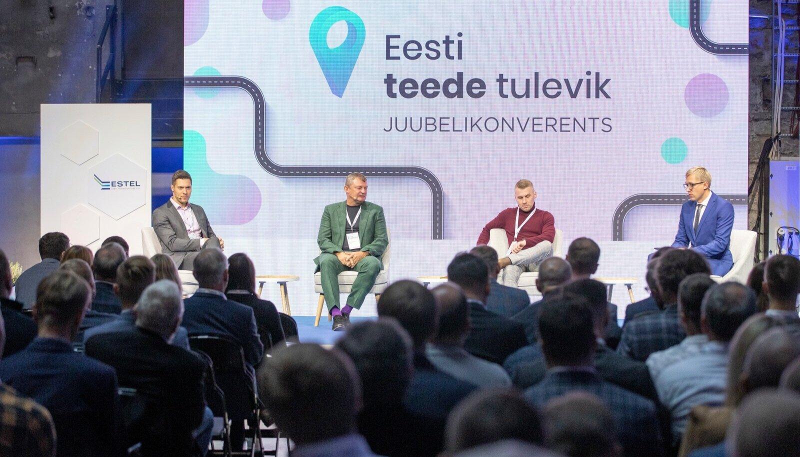 Konverents Eesti teede tulevik 8.10.2021